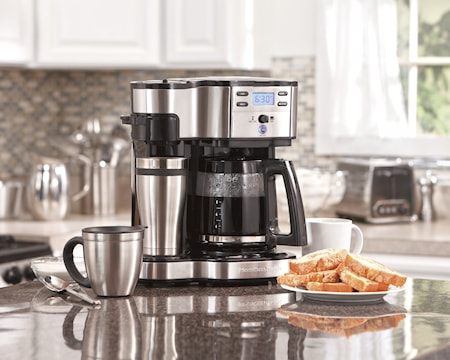 The Scoop 2-in-1 Kaffeemaschine