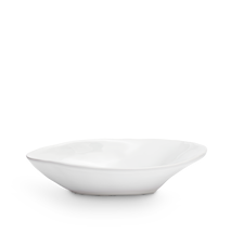Perfectly Irregular Liten Skål Vit 20x15 cm