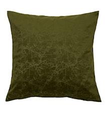 Pavia Kuddfodral 45x45 - Olivgrön