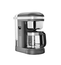 Drip Kaffemaskine Mat Grå - 12 kopper