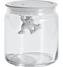 Gianni Glasbeholder 70 cl Hvid
