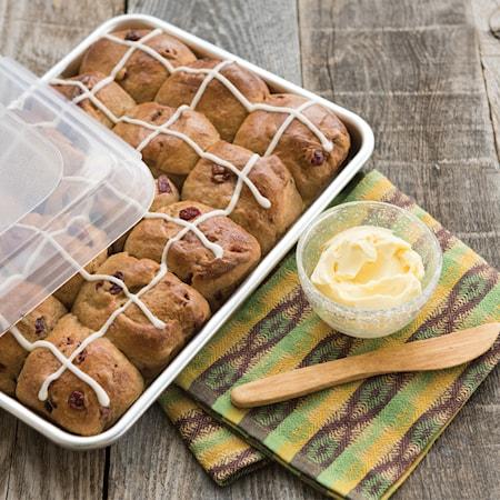 Bakeform Brownie med Lokk