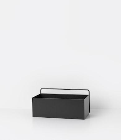 Wall Box Rektangulär Svart