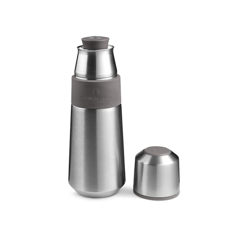 Grand Cru Thermo flaske 65 cl grå