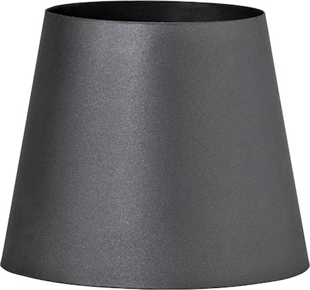 Mia Metall Lampskärm Industrigrå 20cm