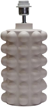 Bubbels Lampfot Griege 38 cm