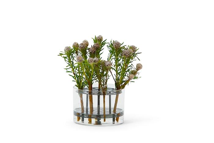 Äng Vase Liten Blå-Grønn