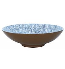 Vesta Salatskål Blå 35 cm
