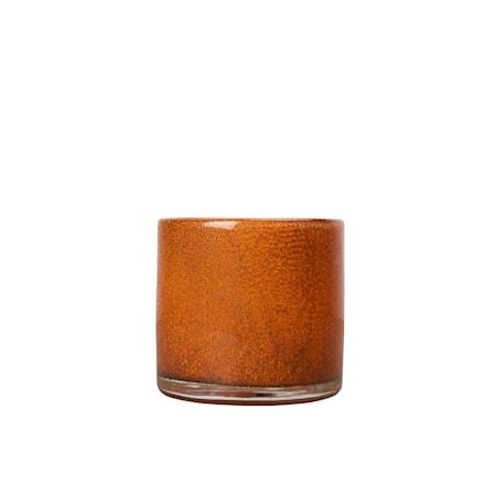 Lyslampe Calore Orange