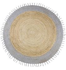 Aslesha Matto Pyöreä 140 cm