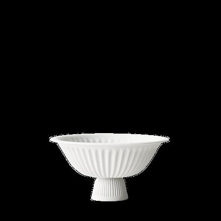 Tsè Skål Ø10 cm Hvit Porselen