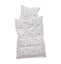 Baby Sängkläder 70x100 cm Forrest Dusty Blue