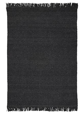 Idun Tæppe Charcoal 200x300 cm
