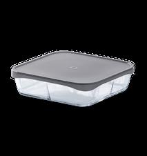 Grand Cru Deckel für Ofenform 24,5x24,5 cm Grau