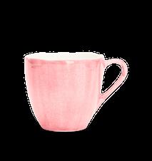 Organic Kaffemugg Ljusrosa 60 cl
