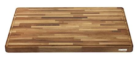 Skärbräda 70 x 45 cm, Valnöt