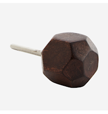 Knob Ø 3,5 cm - Nature/Wood