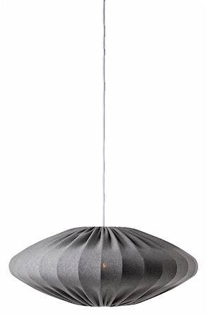 Ellipse Taklampe Grå 65 cm