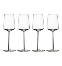 Essence Hvitvinsglass 4 pk 33 cl