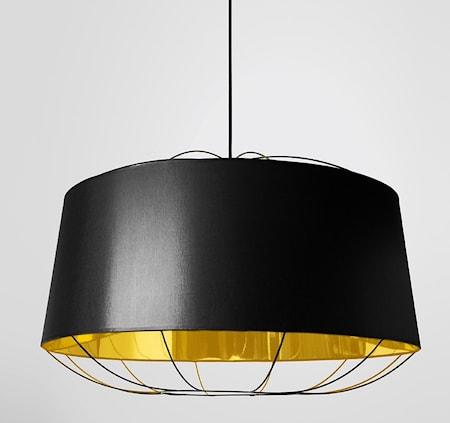 Lanterna Large Taklampa - Svart/guld