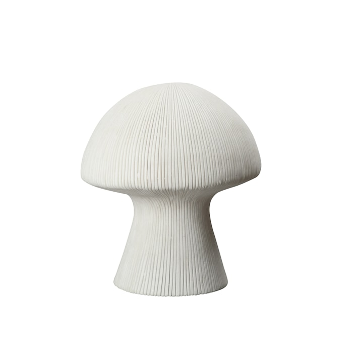 Bordslampa Mushroom Vit