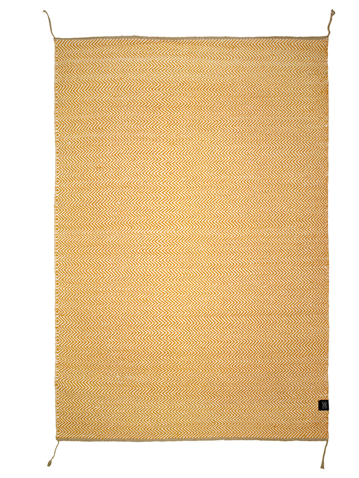 Matta Herringbone Honey Gold 140x200 cm