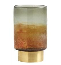 Kynttilälyhty Glass Multi Medium