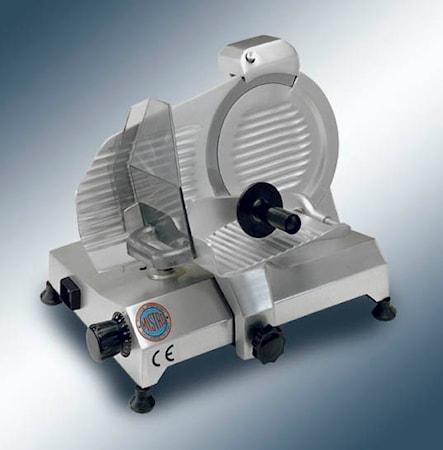Pålægsmaskine med 22 cm klinge