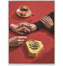 First Date Poster 30x40 cm