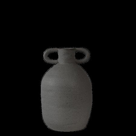 LONG Vas Svart Small