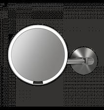 Vægmonteret Sensorstyret Make-up Spejl med TRU-LUX LED-lys for El-installation