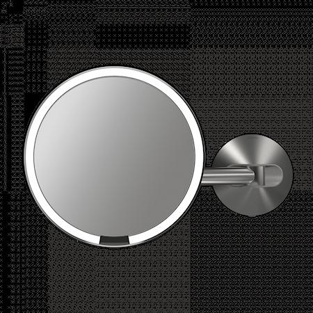 Väggmonterad Sensorstyrd Make-up Spegel Tru-Lux LED Elinstallation
