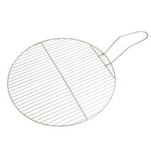 Grillgaller 55 cm till Braspanna 70 cm Rostfritt stål