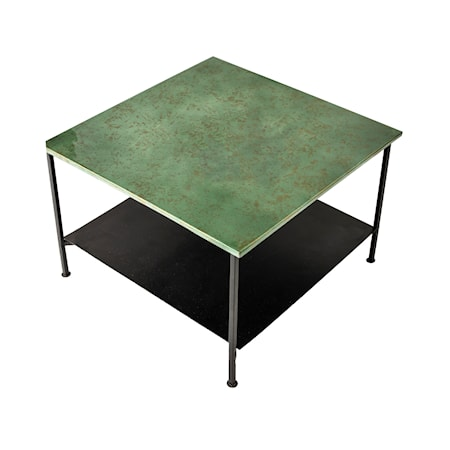 Bene Sofabord, Green, Metal