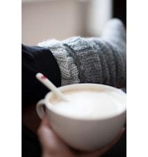 24h Kaffekop 26 cl hvid