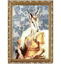 Drottningen von Savannen Poster 50x70 cm
