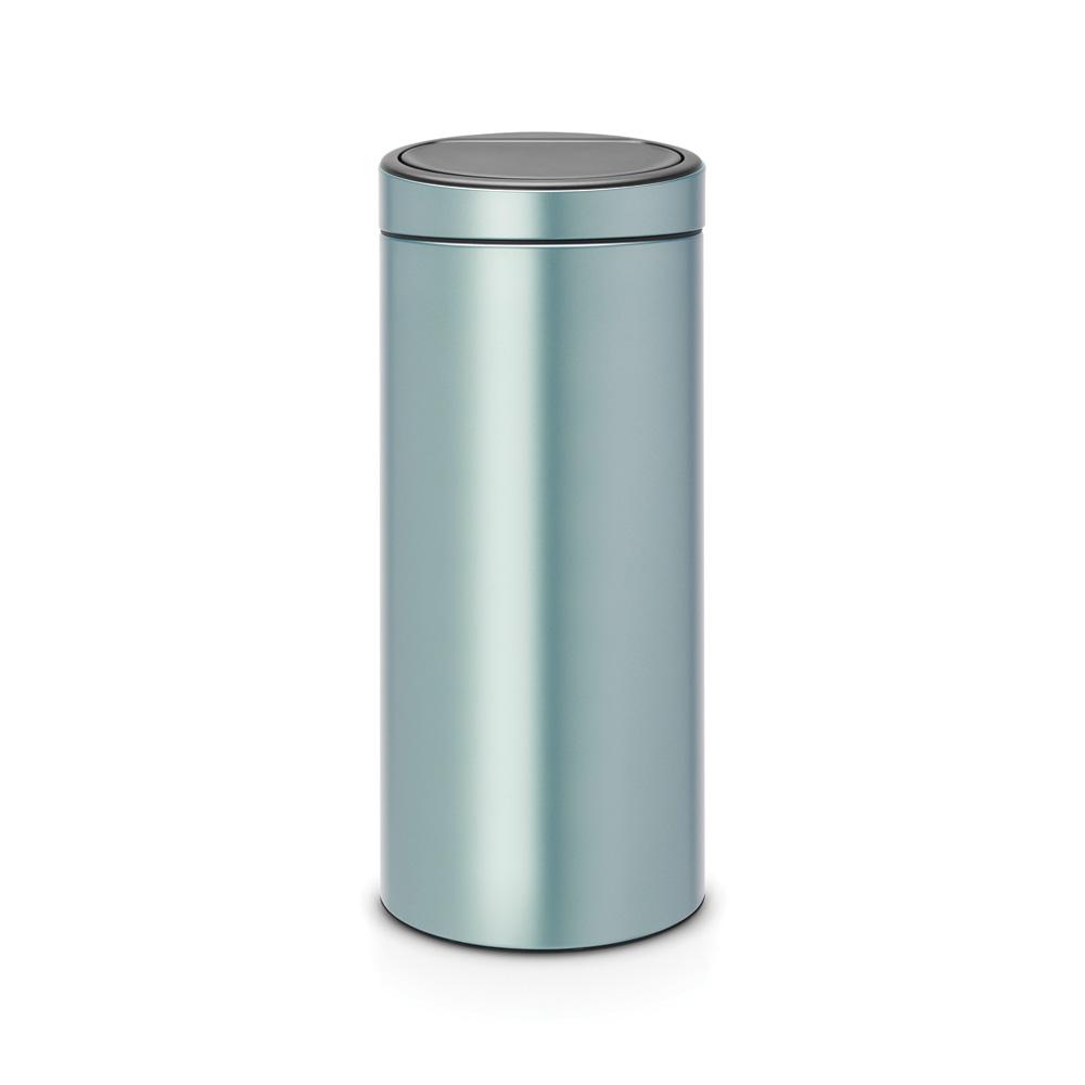 Touch Bin NEW plastinnerhink 30 L Metallic Mint