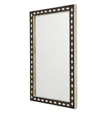 Bone mirror- rektangulær