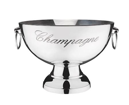 Christel Champagnekylare Aluminium/Krom