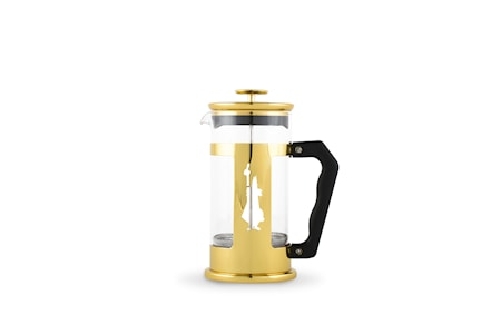 French-press Preziosa Gold 8 Koppar