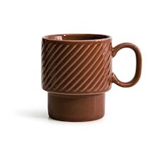Coffee & More Kaffekopp Terrakotta