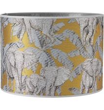 Sara Kuvioitu Elefantti Zama 35 cm