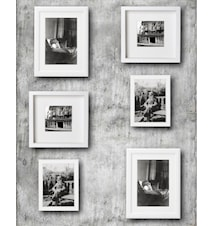 Picture frame tapet