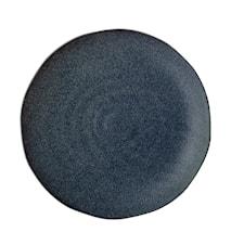 Aura Lautanen Sininen Keramiikka 28,5 cm