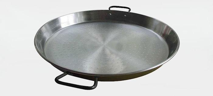 Paellapanna Kallvalsat Stål 50 cm