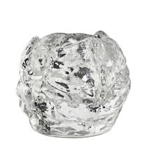 Lumipallo Kynttilälyhty 6 cm
