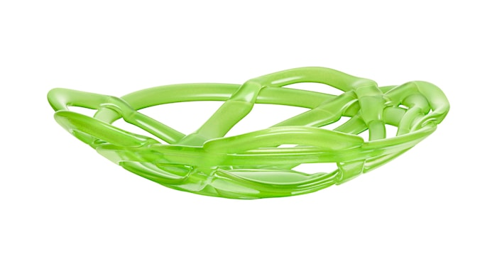 Basket Skål Grønn Ø 38,5 cm
