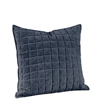 Posh Kuddfodral 50x50 Blå