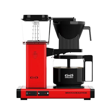 Kaffebryggare KBG962AO 1.25 L Röd