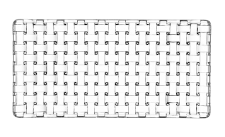 Bossa Nova Rektangulär Tallrik 28x14cm